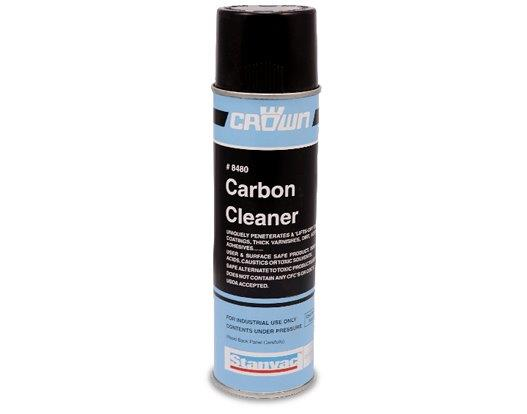 Flash Over Carbon Cleaning - #8480 Carbon Cleaner: For Hard Deposits