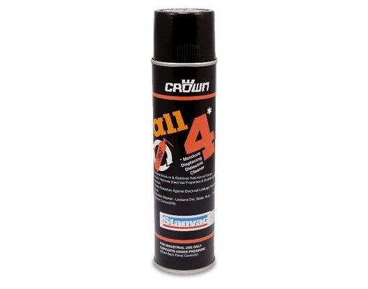 General Multi-Use - #7340 All - 4 Co2 Displaces Moisture, Cleans, Protects & Re-opens Rusted Parts