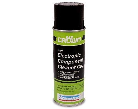 Ultra Safe Plastic Cleaning - #8376 Electronic Component Cleaner Co2